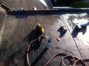 oude dakbedekking vervang